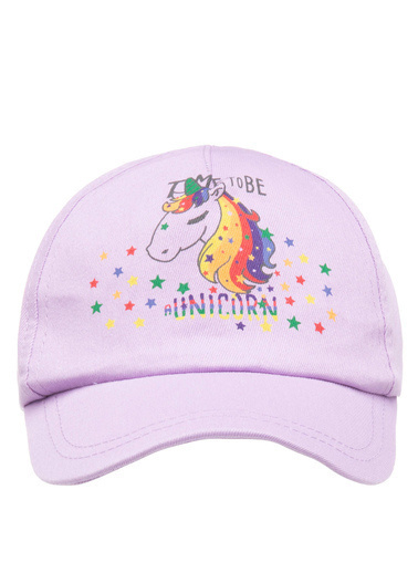 DeFacto Şapka Mor